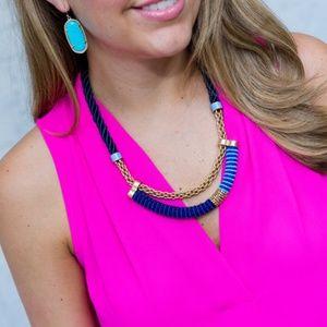 Stella & Dot Marine Collar Necklace
